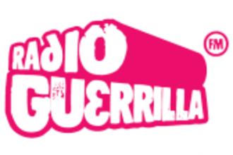 Radio Guerrilla - Image: Radio Guerrilla logo