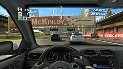 Racing In Car >> Real Racing 2 Wikipedia