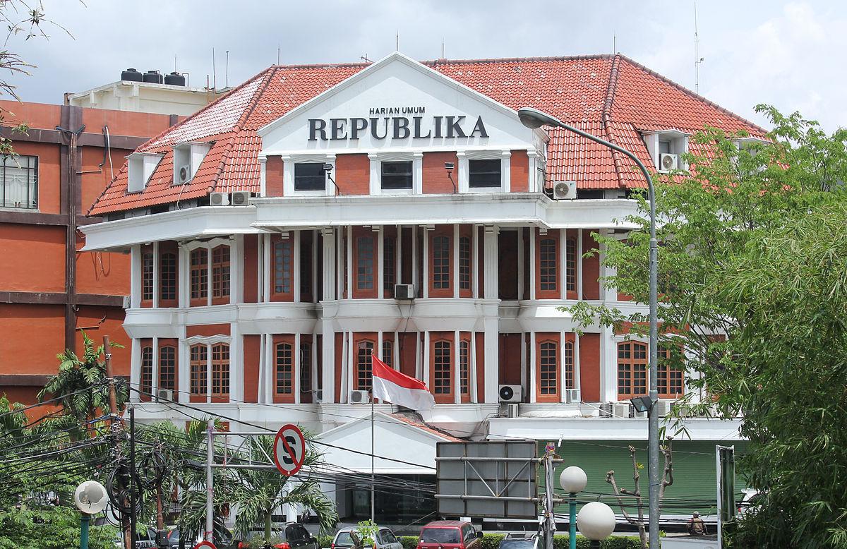 Republika Indonesian Newspaper Wikipedia