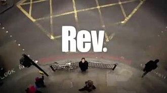 Rev. (TV series) - Image: Rev. titlecard