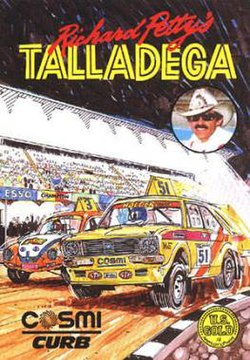 Richard Petty's Talladega
