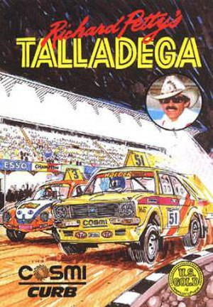 Richard Petty's Talladega - Richard Petty's Talladega