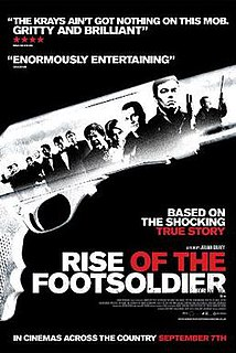 <i>Rise of the Footsoldier</i> 2007 film by Julian Gilbey