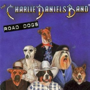 Road Dogs (Charlie Daniels album) - Image: Road Dogs