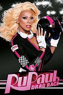 <i>RuPauls Drag Race</i> (season 2) Season of television series