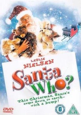 Santa Who? - Region 2 DVD Cover