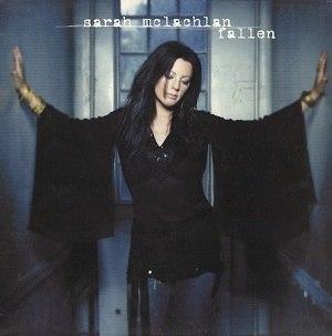 Fallen (Sarah McLachlan song) - Image: Sarah Mc Lachlan Fallen Vinyl Single Cover