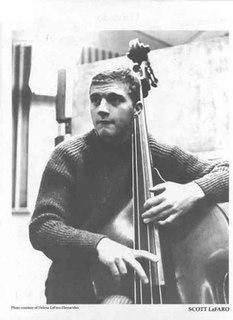 Scott LaFaro American bassist