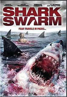 <i>Shark Swarm</i> 2008 television film directed by James A. Contner