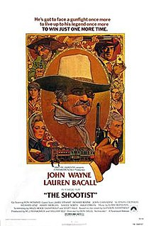 <i>The Shootist</i> 1976 film by Don Siegel