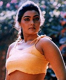 Actress Silk Smitha Daughter