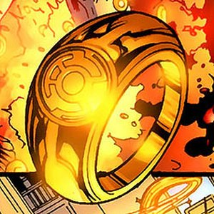 Sinestro Corps - A Yellow Power Ring
