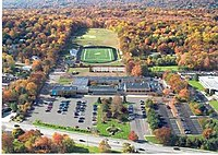 A view of SJR from above