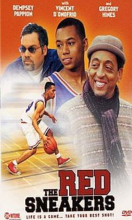 2002 television film directed by Gregory Hines