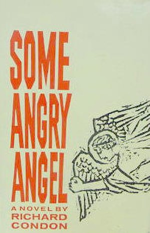 Some Angry Angel: A Mid-Century Faerie Tale - The cover of the 1960 first edition published by McGraw-Hill