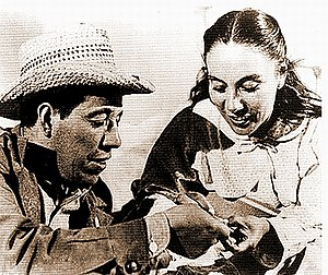 Salt of the Earth (1954 film) - Esperanza and Ramon.