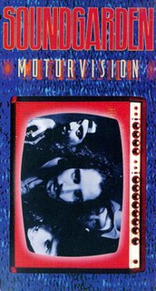 <i>Motorvision</i> 1992 video by Soundgarden