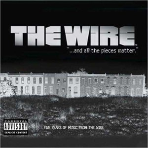 And All the Pieces Matter - Image: Soundtrack The Wire, And All the Pieces Matter