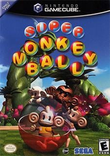 <i>Super Monkey Ball</i> (video game) 2001 video game