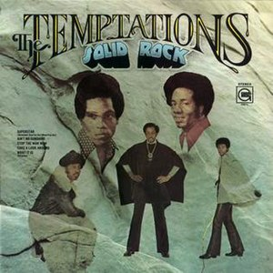 Solid Rock (The Temptations album) - Image: Temptations solid rock