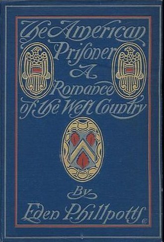 The American Prisoner - First edition (publ. Macmillan)