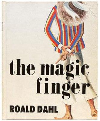 The Magic Finger - Image: The Magic Finger