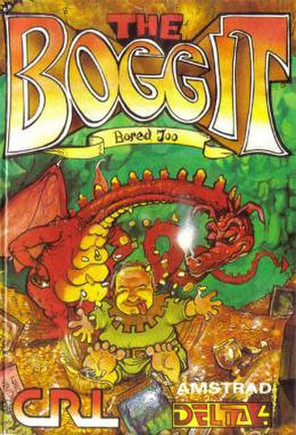 The Boggit - Image: The Boggit Cover