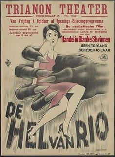 <i>The Bordello in Rio</i> 1927 film by Hans Steinhoff