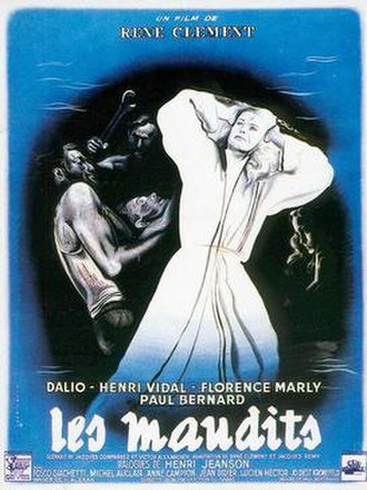 The Damned (1947 film) - Film poster