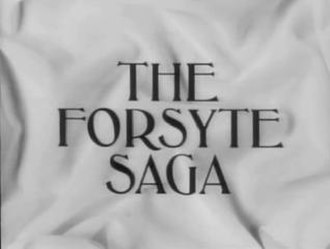 The Forsyte Saga (1967 TV series) - Image: The Forsyte Saga titlescreen