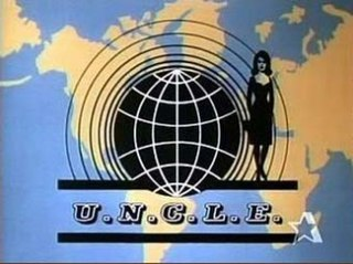 <i>The Girl from U.N.C.L.E.</i> television series