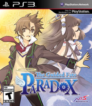 The Guided Fate Paradox - Image: The Guided Fate Paradox Coverart