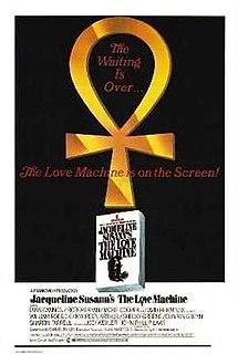 <i>The Love Machine</i> (film) 1971 film by Jack Haley, Jr.