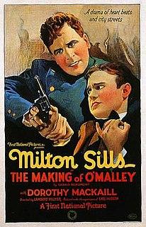<i>The Making of OMalley</i> 1925 film