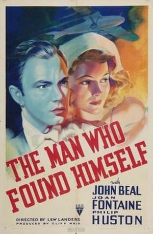 The Man Who Found Himself - Original theatrical poster