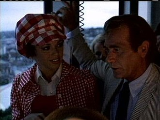 The Night Strangler (film) - Jo Ann Pflug and Darren McGavin in The Night Strangler
