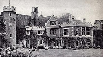 Wimbledon Manor House - Image: The Old Rectory formerly The Parsonage, Wimbledon