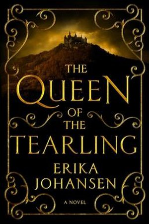 The Queen of the Tearling - First edition cover
