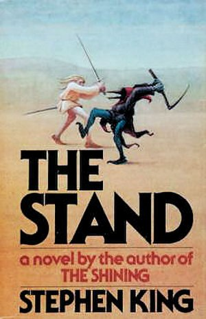 The Stand - First edition cover