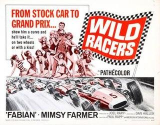 <i>The Wild Racers</i> 1968 film by Daniel Haller, Roger Corman