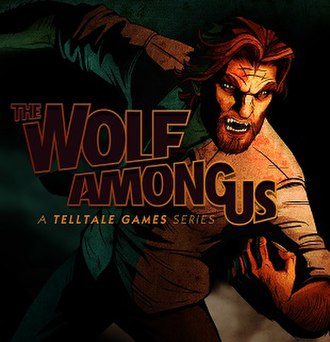 The Wolf Among Us - Image: The Wolf Among Us cover art