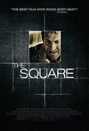 The Square (2008 film) - Theatrical release poster