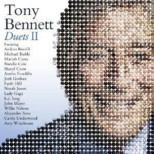 Duets II (Tony Bennett album) - Image: Tony Bennett Duets II