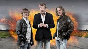 Top Gear (series 10) - Promotional poster
