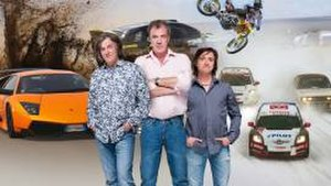Top Gear (series 13) - Promotional poster