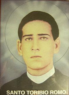 Toribio Romo González Mexican martyr and saint