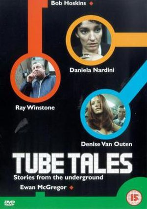 Tube Tales - DVD Cover