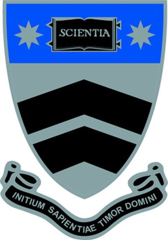 New College, University of New South Wales - Image: UNSW New College Arms