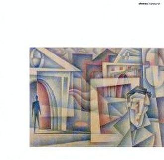 Vienna (Ultravox song) - Image: Ultravox Vienna 92 single cover