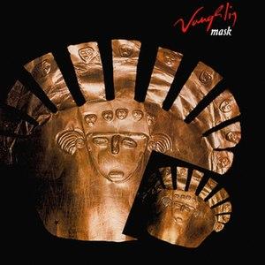Mask (Vangelis album) - Image: Vangelis album cover image (Mask)